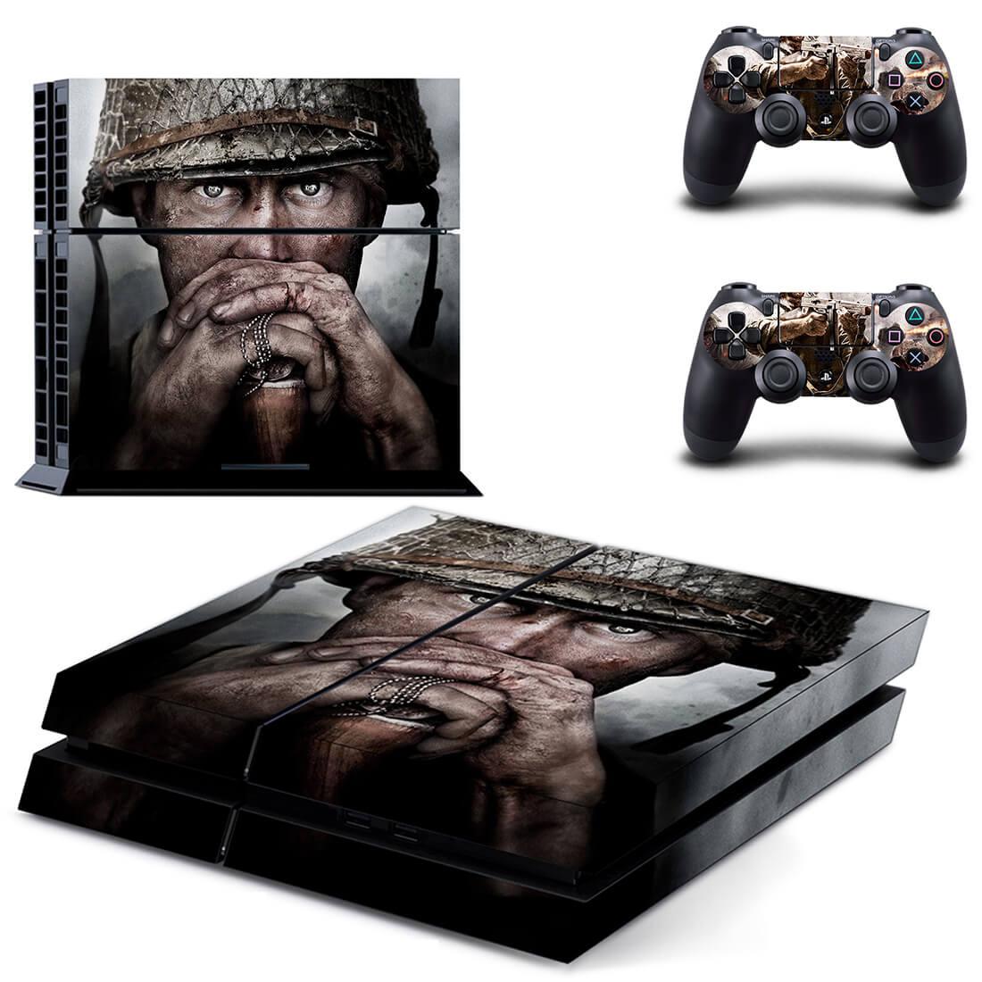 COD WW2 PS4 skin