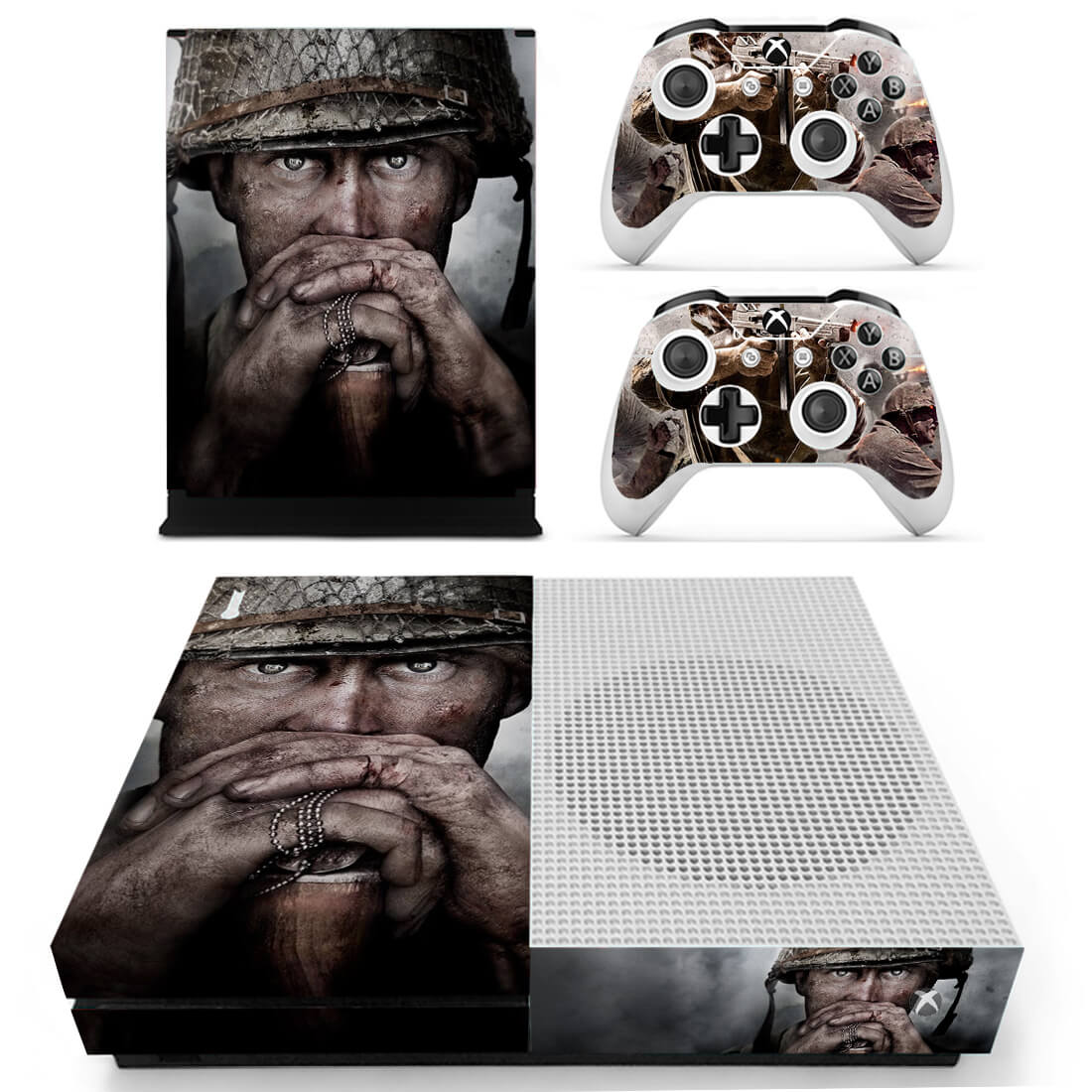 COD WW2 Xbox One S skin