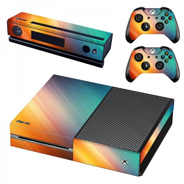 Colorful Xbox ONE skin