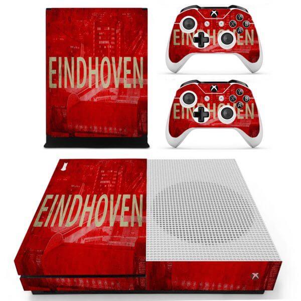 Eindhoven Xbox One S skin