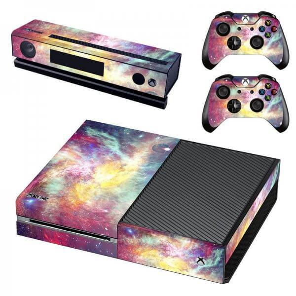 Galaxy V3 Xbox ONE skin