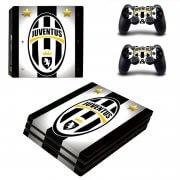 Juventus V2 PS4 Pro Skin
