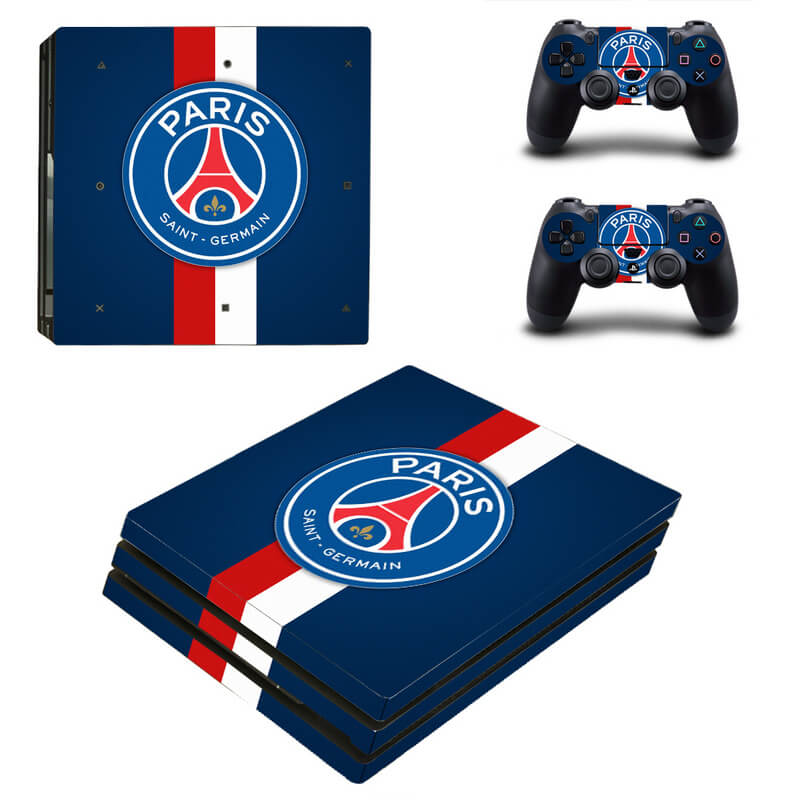 Paris Saint Germain PS4 Pro Skin
