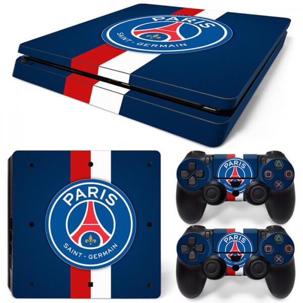 Paris Saint Germain PS4 Slim skin
