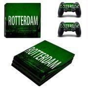 Rotterdam PS4 Pro skin