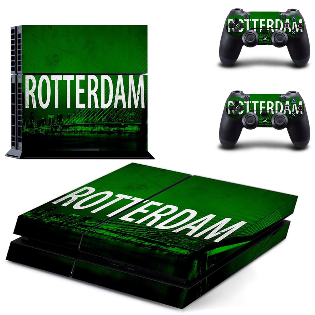 Rotterdam PS4 skin
