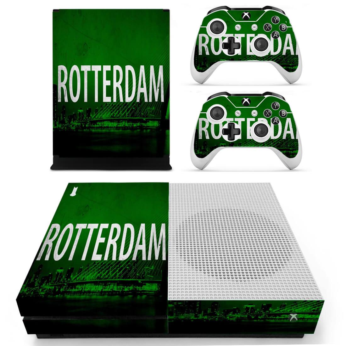 Rotterdam Xbox One S skin