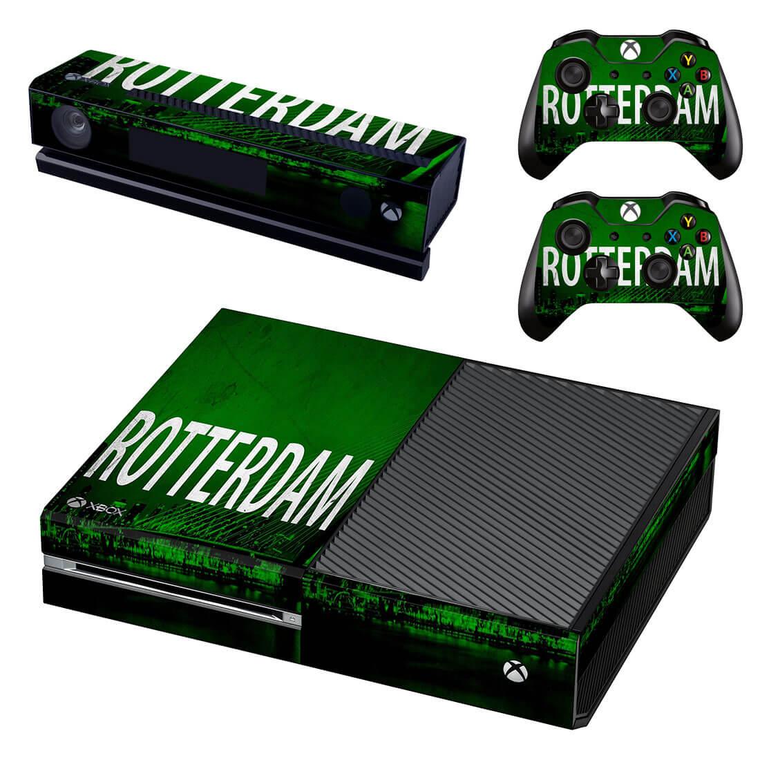 Rotterdam Xbox One skin