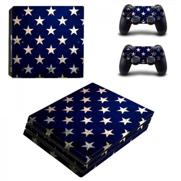 Stars PS4 Pro Skin