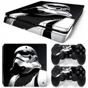 Stormtrooper PS4 Slim skin