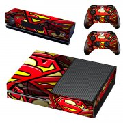 Superman Logo Xbox ONE skin