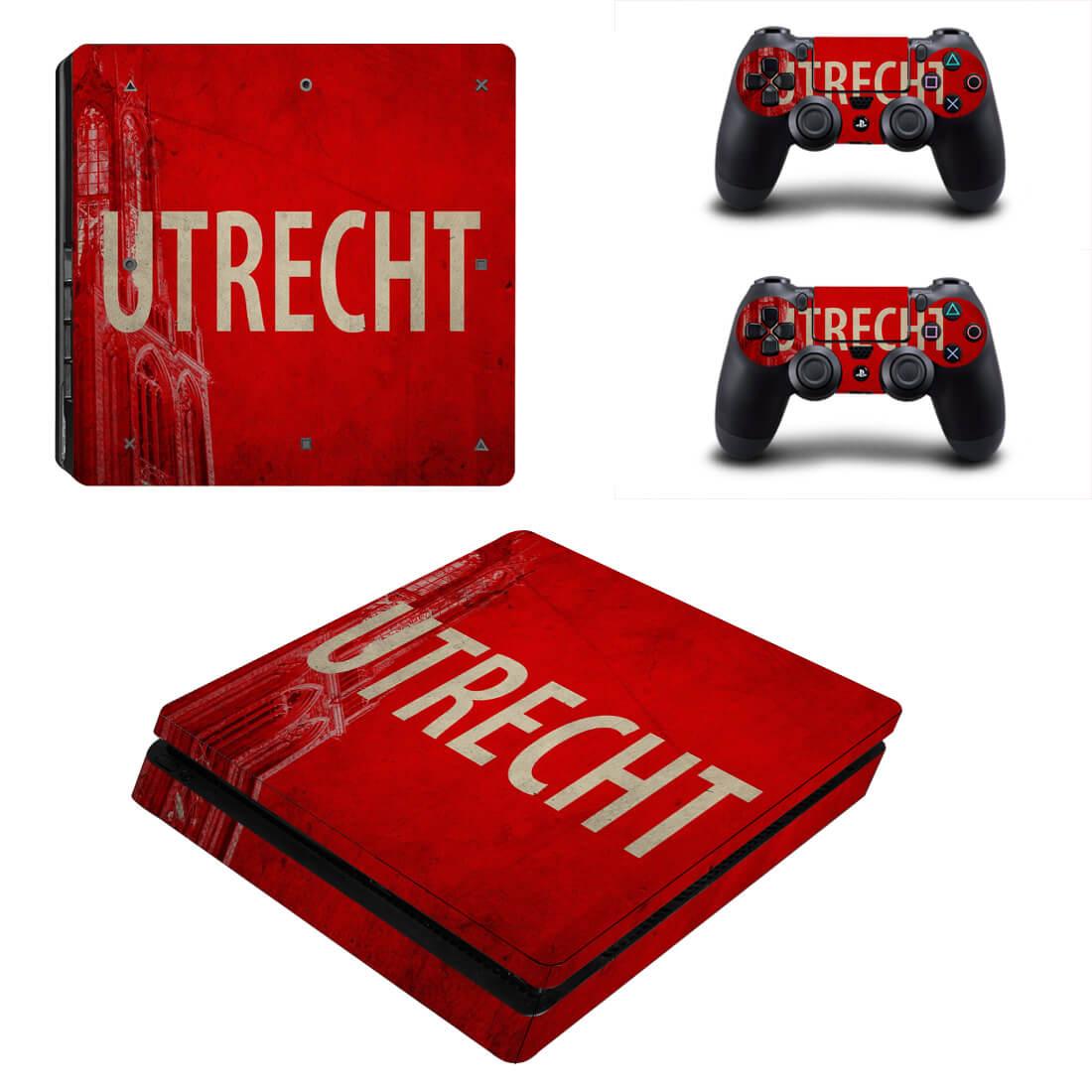 Utrecht PS4 Slim skin