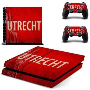 Utrecht PS4 skin