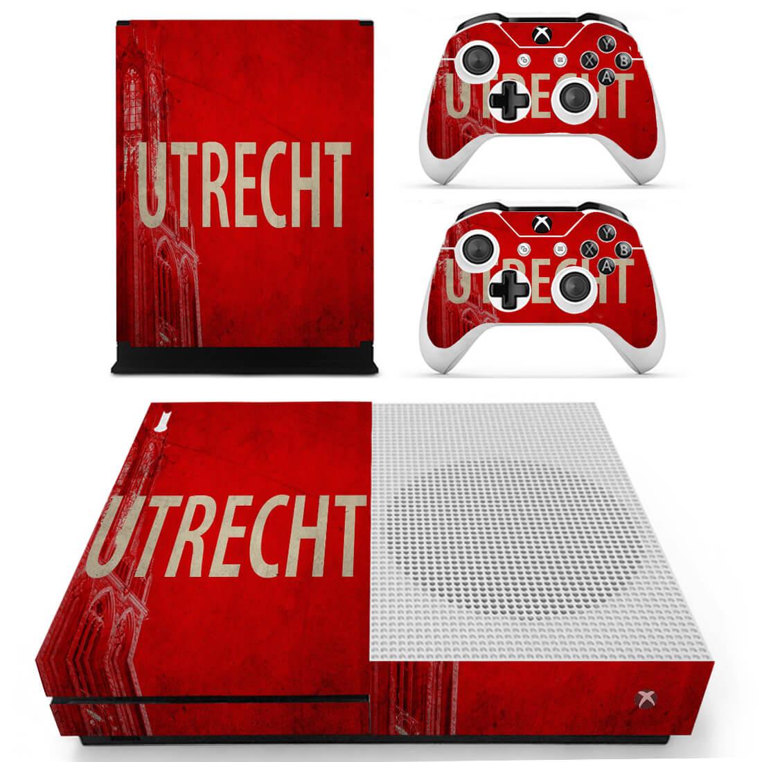 Utrecht Xbox One S skin