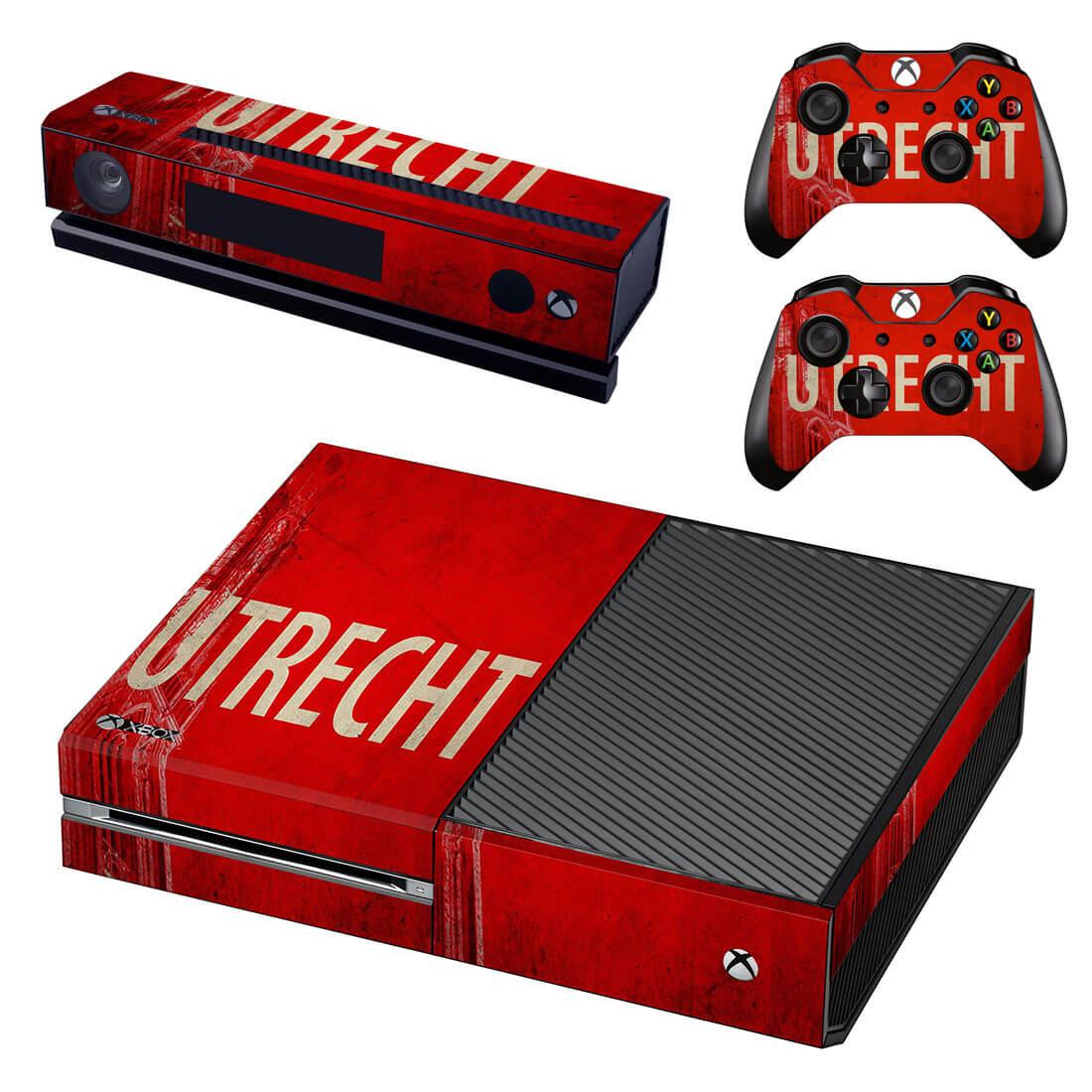 Utrecht Xbox One skin
