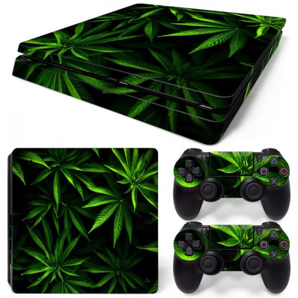 Wiet PS4 Slim skin