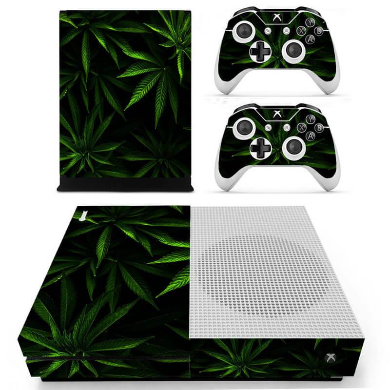 Wiet Xbox ONE S skin