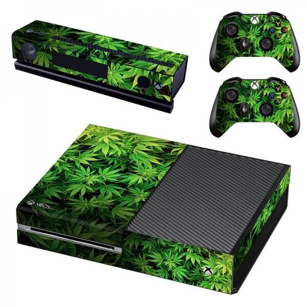 Wiet Xbox ONE skin