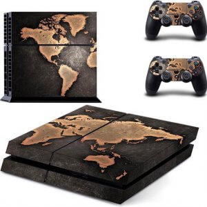World PS4 skin