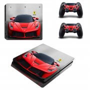Ferrari PS4 Slim Skin