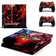 Tekken 7 PS4 skin