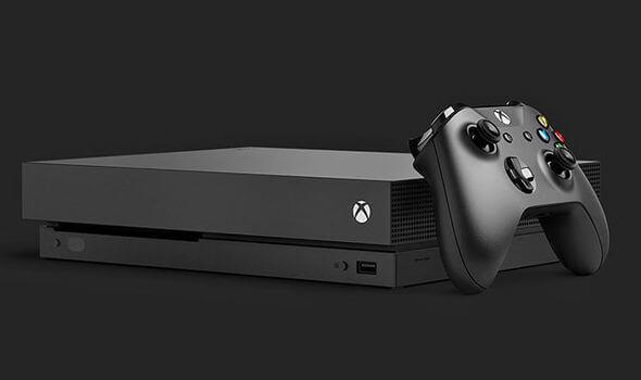 Xbox One X skins