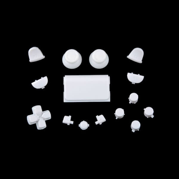 Buttons replacement PS4 Controller Wit