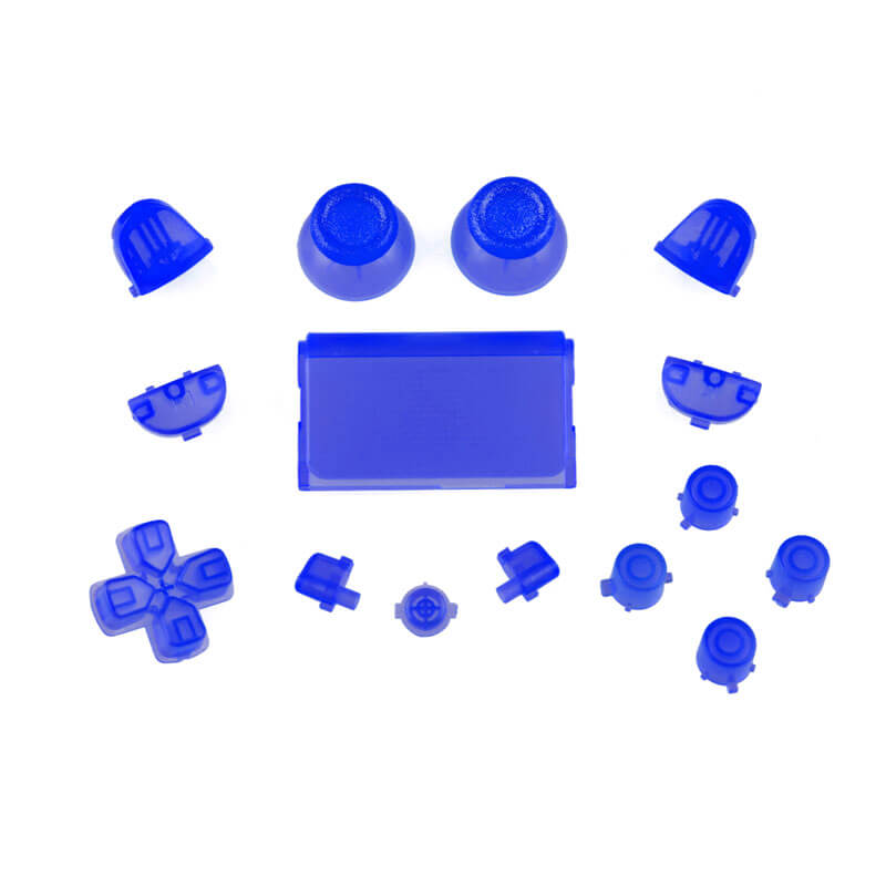 Buttons replacement PS4 Controller blauw