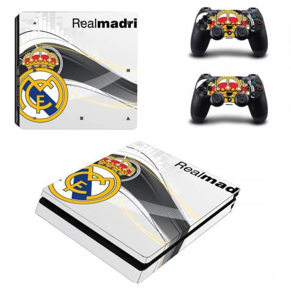 Real Madrid PS4 Slim skin