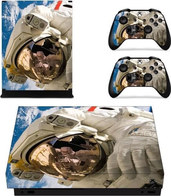 Astronaut Xbox One X skin