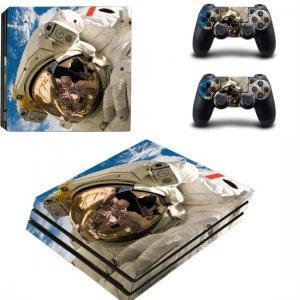 Astronaut PS4 Pro skin
