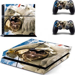 Astronaut PS4 skin