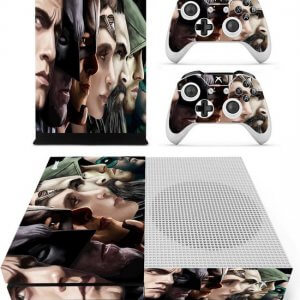 Superheroes Xbox One S skin