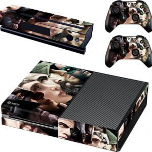 Superheroes Xbox One skin