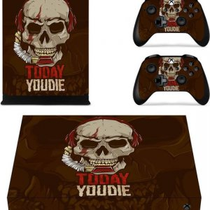 Today You Die Xbox One X skin