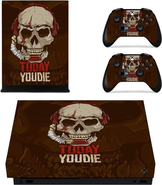Today You Die Xbox One X skin