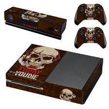 Today You Die Xbox One skin