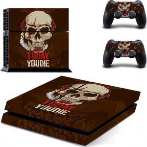 Today you die Ps4 skin