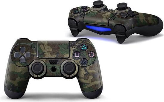 Army PS4 controller skin