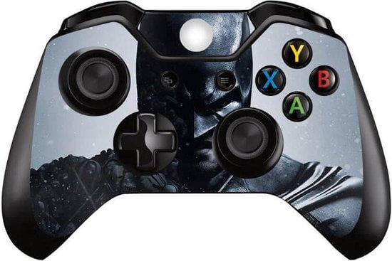 Batman Xbox One controller skin