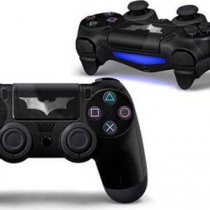 Batman PS4 controller skin