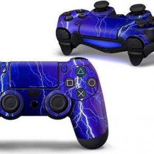 Bliksem PS4 controller skin