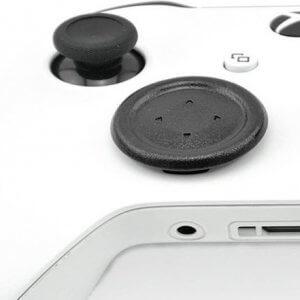 FLAT PAD voor Xbox D pad ZWART