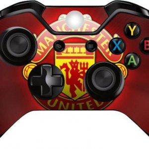 Manchester United Xbox controller skin