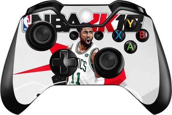 NBA2K18 Xbox One controller skin