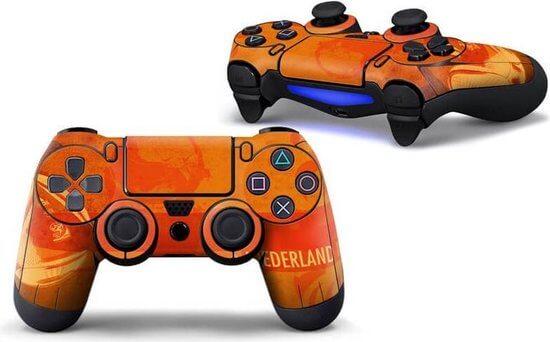 Nederland PS4 controller skin