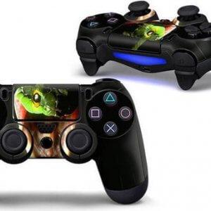 Snake PS4 controller skin