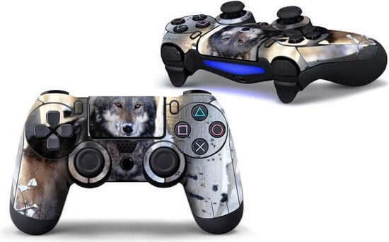 Wolff Ps4 controller skin