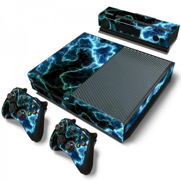 Thunder Lightning Xbox one Skin