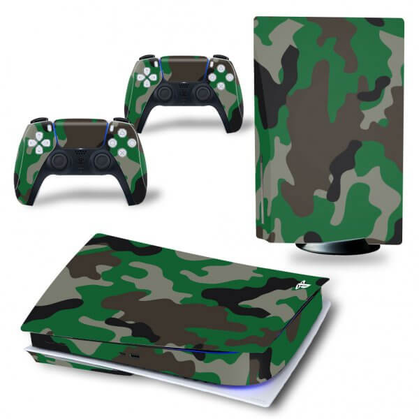 Camouflage- PS5 Skin